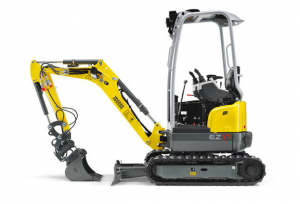 minibagger wacker neuson ez 1703. Black Bedroom Furniture Sets. Home Design Ideas
